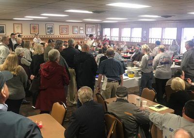 Campaign Breakfast with Tom Spangler